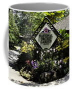 National Orchid Garden Inside The Singapore Botanic Garden Coffee Mug