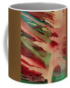 Native Abstract Weave Coffee Mug