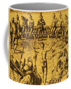 Native Amercian Medicine Coffee Mug by Science Source