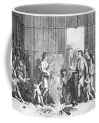 Native Americans: Divorce Ceremony Coffee Mug
