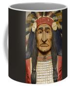 Native Chief Coffee Mug