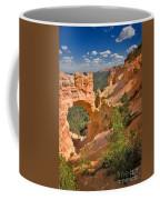 Natural Bridge In Bryce Canyon National Park Coffee Mug