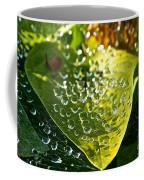 Natural Rhinestones Coffee Mug