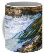 Natural Spring Waterfall Big River Coffee Mug