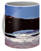 Natural Stone Bridge - Aruba Coffee Mug
