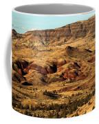 Naturally Painted Hills Coffee Mug