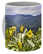 Nature Dance Coffee Mug by Janie Johnson