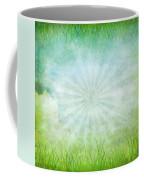 Nature Grunge Paper Coffee Mug