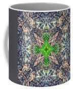 Nature Mandala Coffee Mug