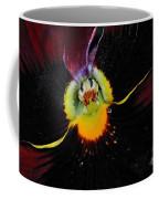 Nature's Amazing Colors - Pansy Coffee Mug