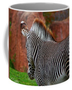 Nature's Barcode Coffee Mug