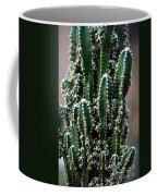 Nature's Cactus Abstract 2 Coffee Mug