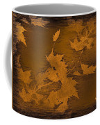Natures Gold Leaf Coffee Mug