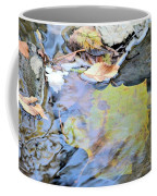 Nature's Leaf Collage Coffee Mug