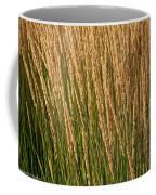 Nature's Own Gold Coffee Mug