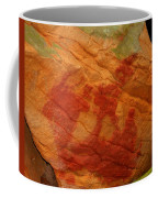 Nature's Palette In Stone Coffee Mug