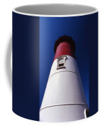 Nauset Beach Lighthouse Coffee Mug by Skip Willits