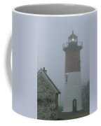 Nauset Lighthouse On A Foggy Morning Coffee Mug