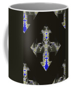 Nautical Cross Coffee Mug