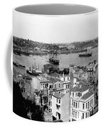 Naval Arsenal And The Golden Horn - Ottoman Empire - Turkey Coffee Mug