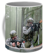 Naval Reservists And Active Duty Coffee Mug