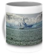 Naval Ship Coffee Mug