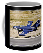 Navy Landing Coffee Mug
