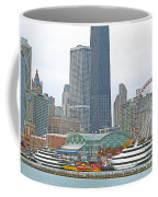 Navy Pier And Vicinity Coffee Mug