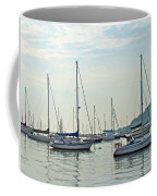 Ne-mast-e    Greetings To A New Day Coffee Mug