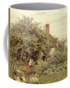 Near Hambledon Coffee Mug by Helen Allingham