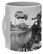 Near London.  The Ford Motor Plant Coffee Mug
