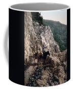 Near The Bagatski Bridge - Caucasus - Russia Coffee Mug
