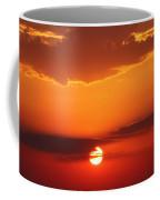 Nebraska Sunrise Coffee Mug