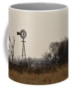 Nebraska Windmill Coffee Mug