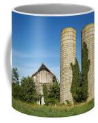 Neglected Barn Coffee Mug