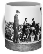 Nelson Vs. Hurley, 1902 Coffee Mug