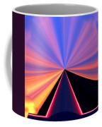 Neon Pinnacle Coffee Mug