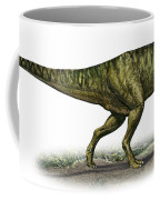Neovenator Salerii, A Prehistoric Era Coffee Mug