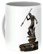 Neptune God Of The Sea Coffee Mug by Artur Bogacki