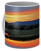 Nerepis Marsh At Dusk IIi Coffee Mug