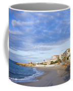Nerja Beach On Costa Del Sol Coffee Mug