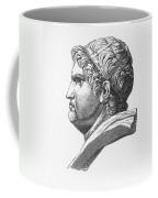 Nero (37-68 A.d.) Coffee Mug