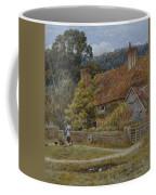 Netley Farm Shere Surrey Coffee Mug