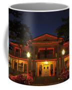 Nevada Governors Haunted Halloween Mansion Coffee Mug