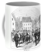 New Amsterdam, 1660 Coffee Mug