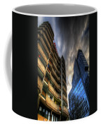 New And Old Living Coffee Mug by Nathan Wright