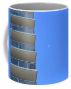 New Condo And Moon Coffee Mug