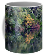 New England Fall Reflection Coffee Mug