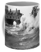 New England Hurricane, 1938 Coffee Mug