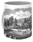 New Jersey Farm, C1810 Coffee Mug